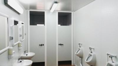 Module sanitaire de base vie de chantier
