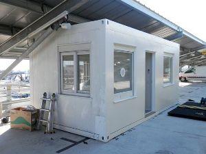 Modular reception room
